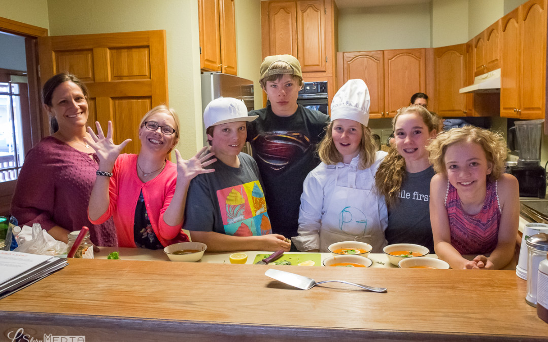 Farm to School: Chefs Dig It!